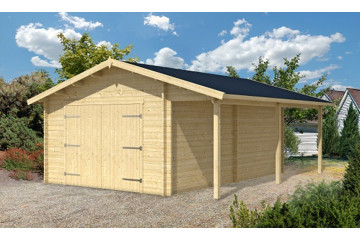 Garage NANTES 44mm - 18,6m²